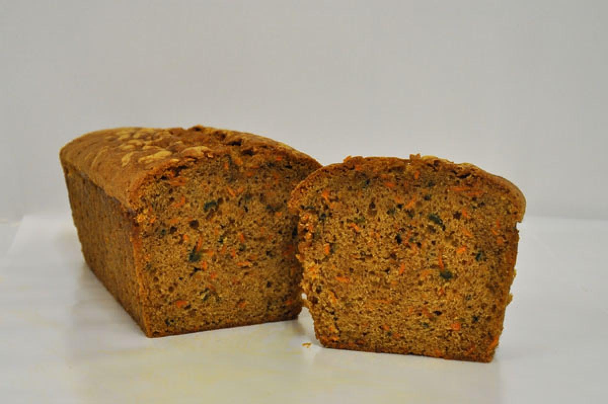 marchewkowe, ciasto ucierane z dodatkiem marchewki